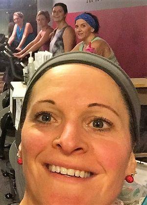 Donna Lee Flowerday, SPRA Fitness Leader
